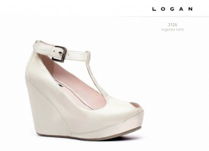 New Logan High Shoes 2014 - Vegetal Milk