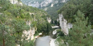 Gorges du Tarn – A Grand Canyon in France