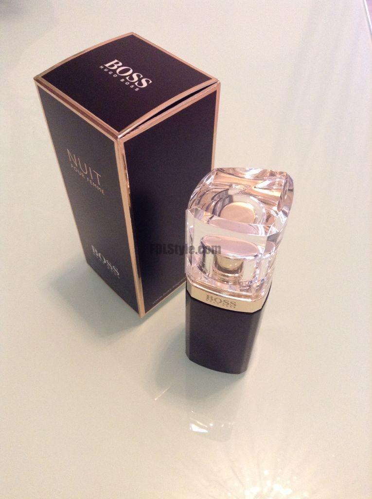 The new fragrance BOSS Nuit pour femme