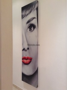 "Pintdecor Design Panel ""Audrey"""