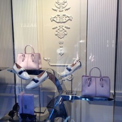 First Spring Shop Windows in Rome (Via dei Condotti)