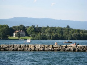 Geneva Lake (Switzerland)