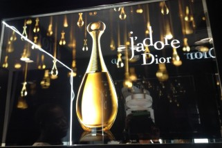 Davide Frizzi for Dior J'adore Makeup (Video)